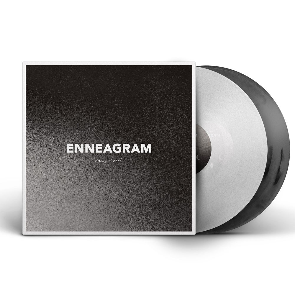 "Image of ""Enneagram"" - 2xVinyl & Art Prints Set"