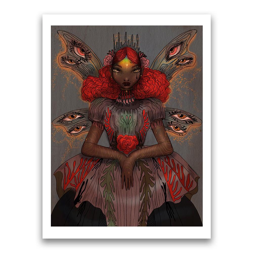 Image of Marla A4 print