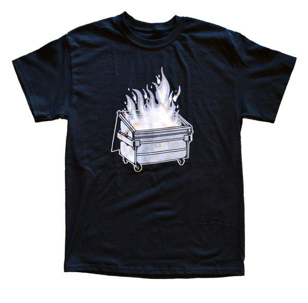 Image of Dumpster Fire T-shirt