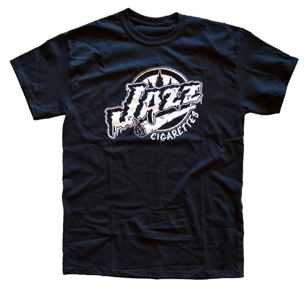 Image of Jazz Glow In The Dark T-shirt
