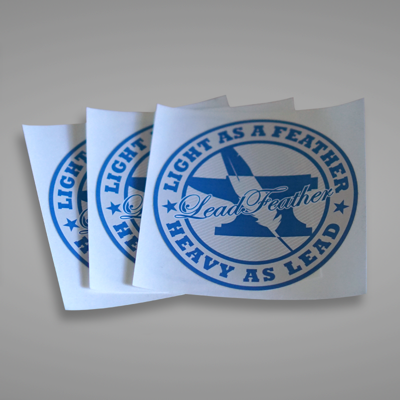Image of Leadfeather Stickers