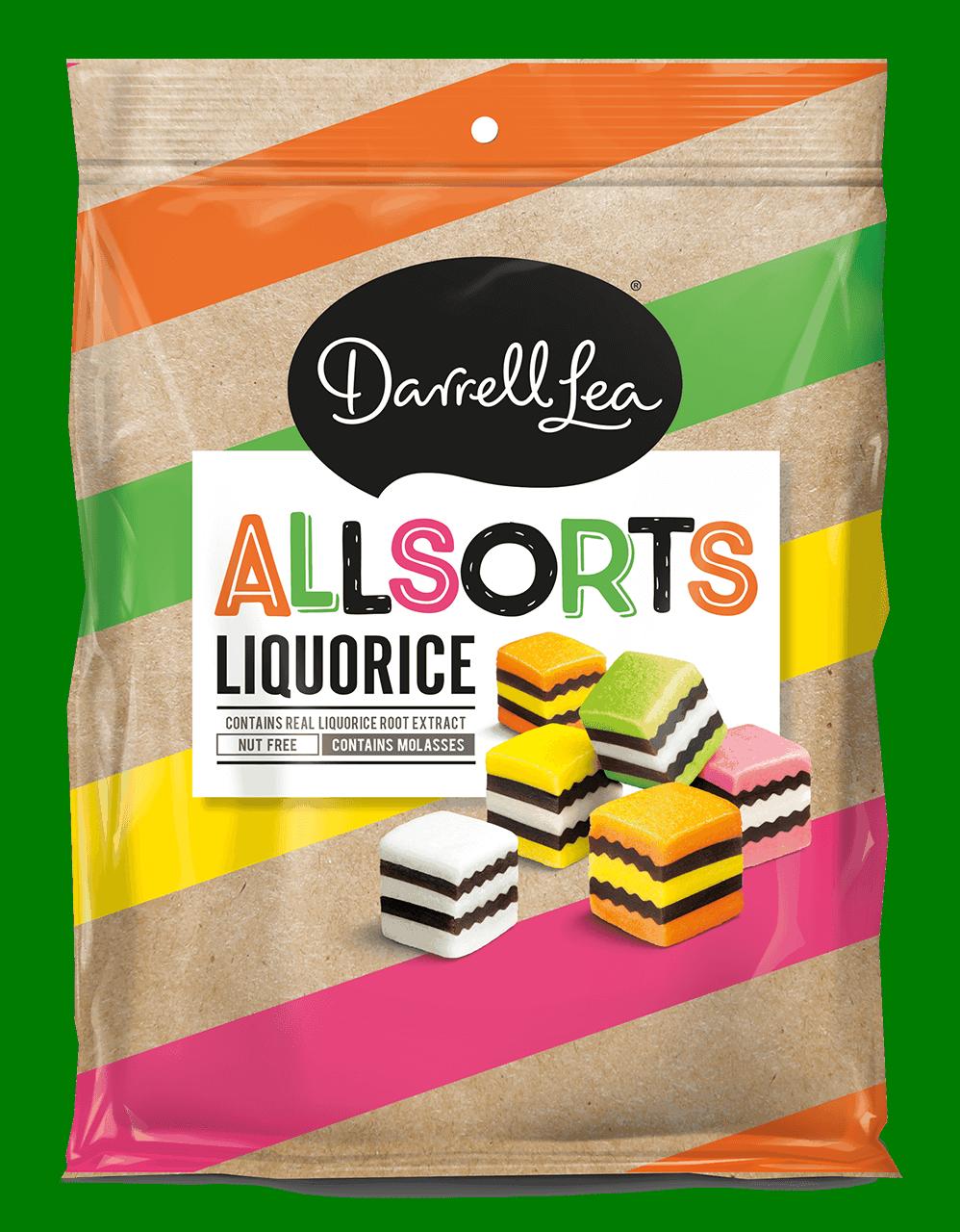 Image of Liquorice Allsorts 280G