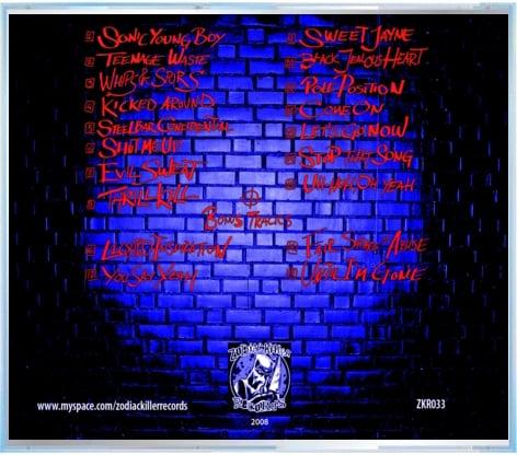 "Image of Sonic Negroes ""Honky Bastard Blues"" CD"