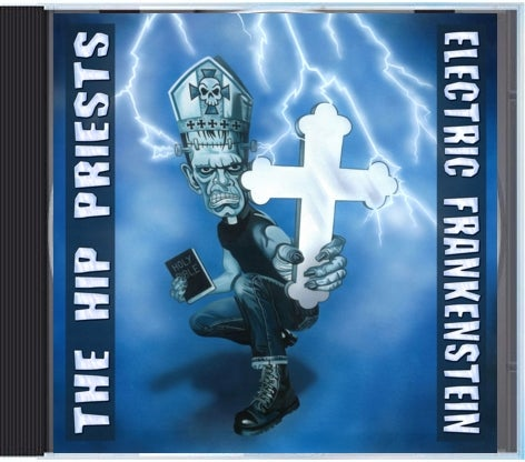 Image of Electric Frankenstein/The Hip Priests Split CD