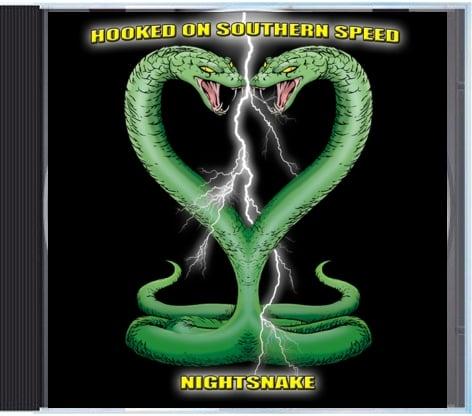 """Image of H.O.S.S. """"Nightsnake"""" CD"""
