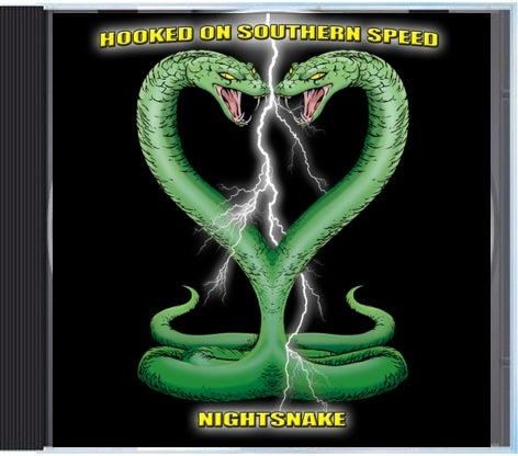 "Image of H.O.S.S. ""Nightsnake"" CD"