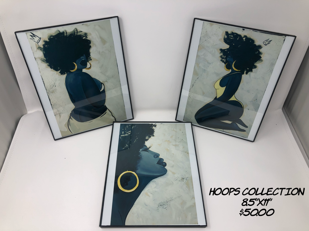 Image of Hoops Collection
