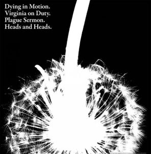 """Image of Dying in Motion 12"""" 4-Way Split"""