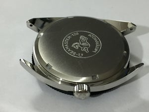Image of RARE OMEGA SEAMASTER 120m S/STEEL DIVERS COMPLETE MENS WATCH CASE KIT Ref. 135.027-CAL 601 SERIES