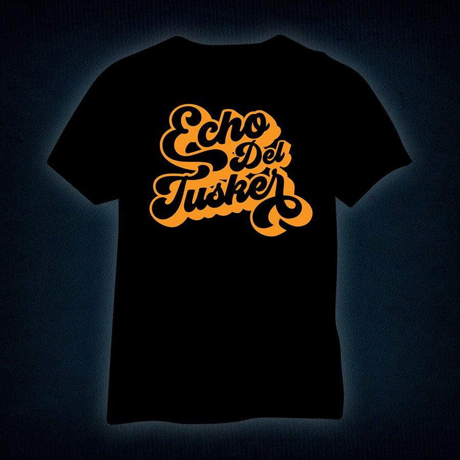 Image of 'Echo Del Tusker' T-Shirt