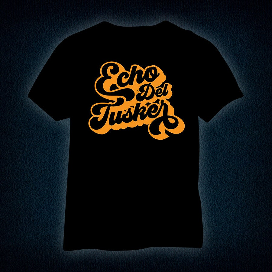 Image of 'Echo Del Tusker' T-Shirt