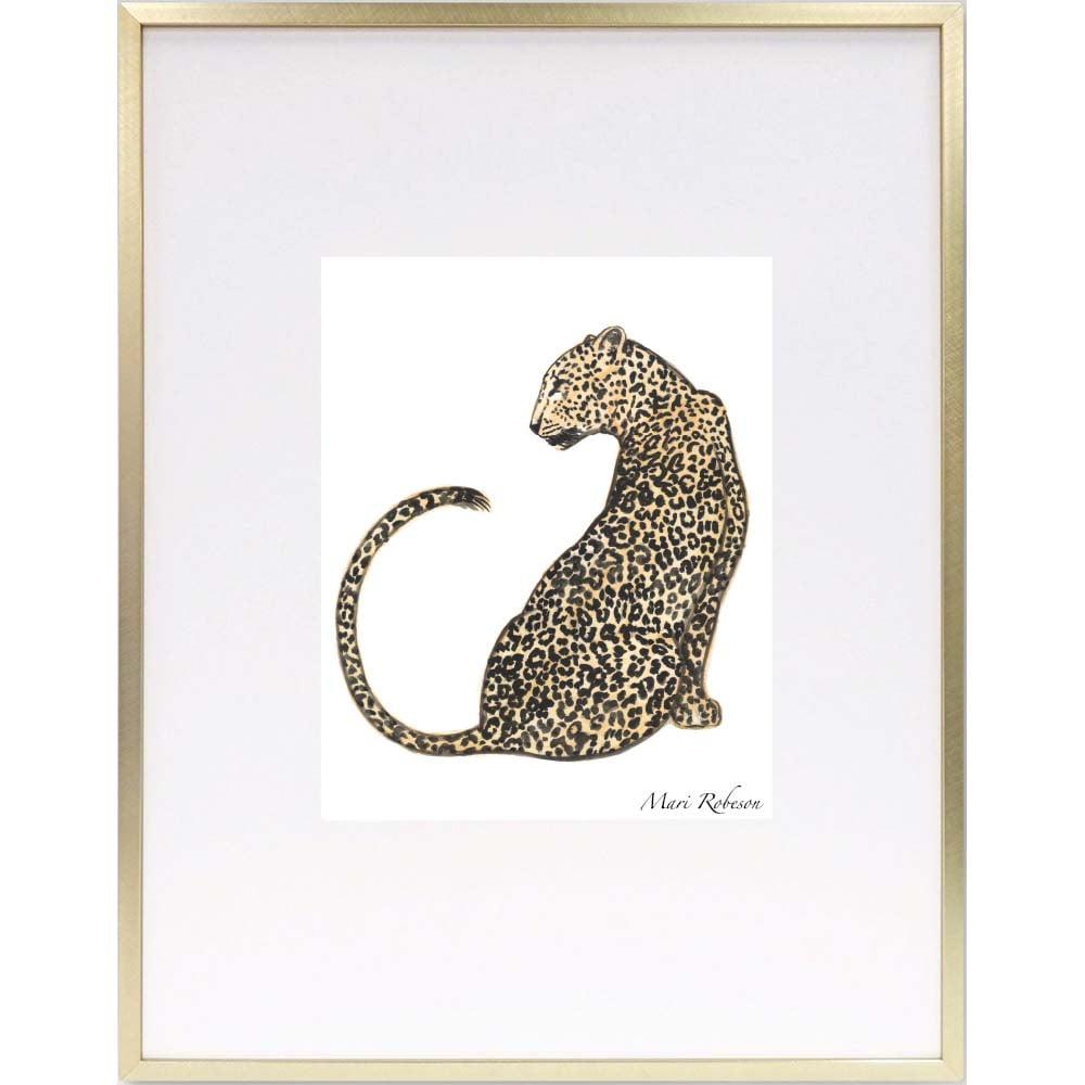 Image of Leopard Art Print