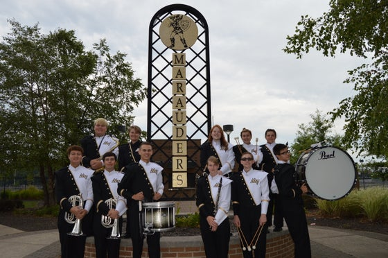 Image of Marching Band Uniform Fundraiser