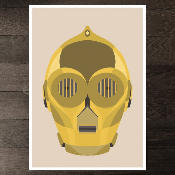 Image of GEO-C3PO