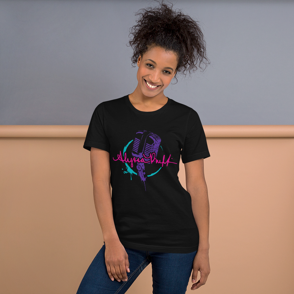 Image of Alyssa Ruffin Unisex T-Shirt