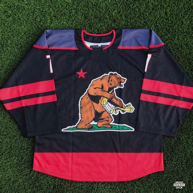 Image of Hockey State of Mind [Hockey Jersey Pre-sale]