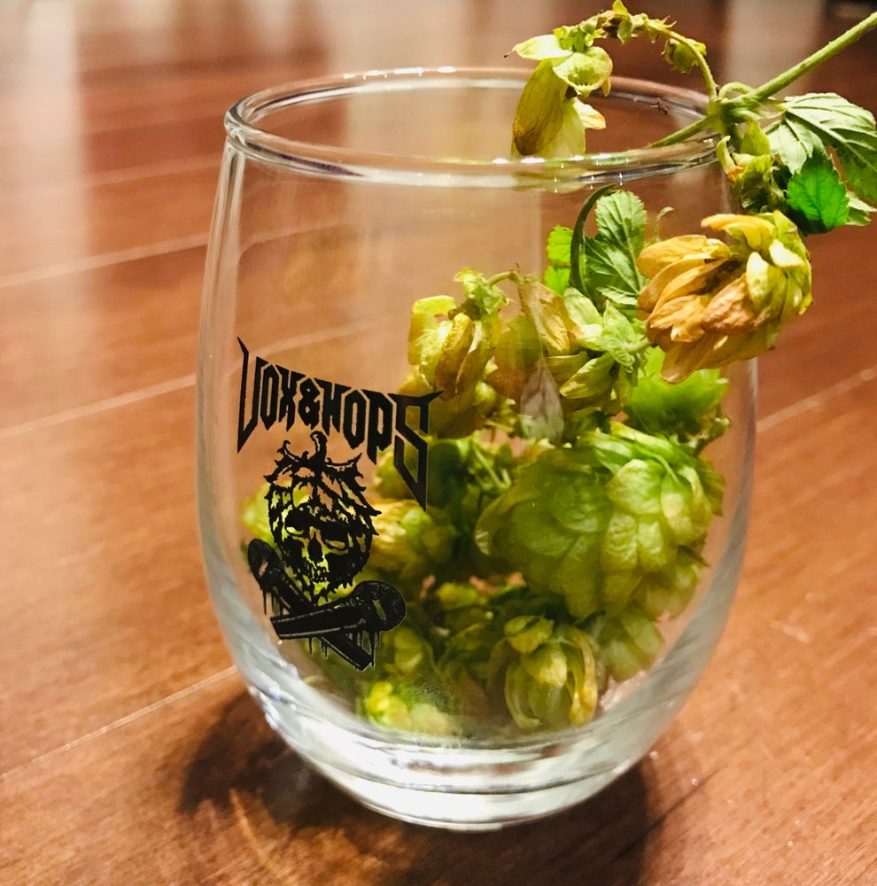 Image of Vox&Hops 9oz Glassware