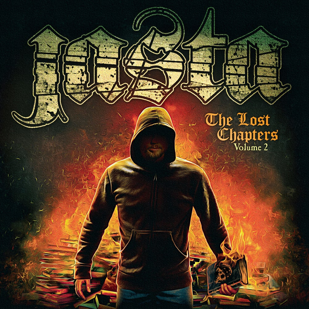 "Image of JASTA ""The Lost Chapters Volume 2"" CD"