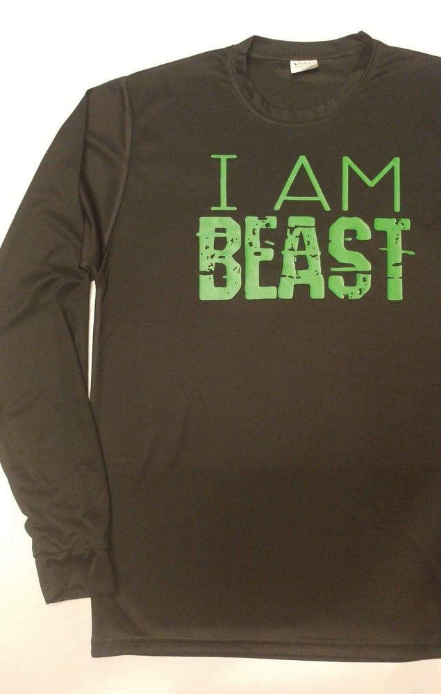 Image of I am beast swag