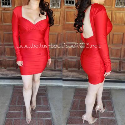 Image of Melrose Dress