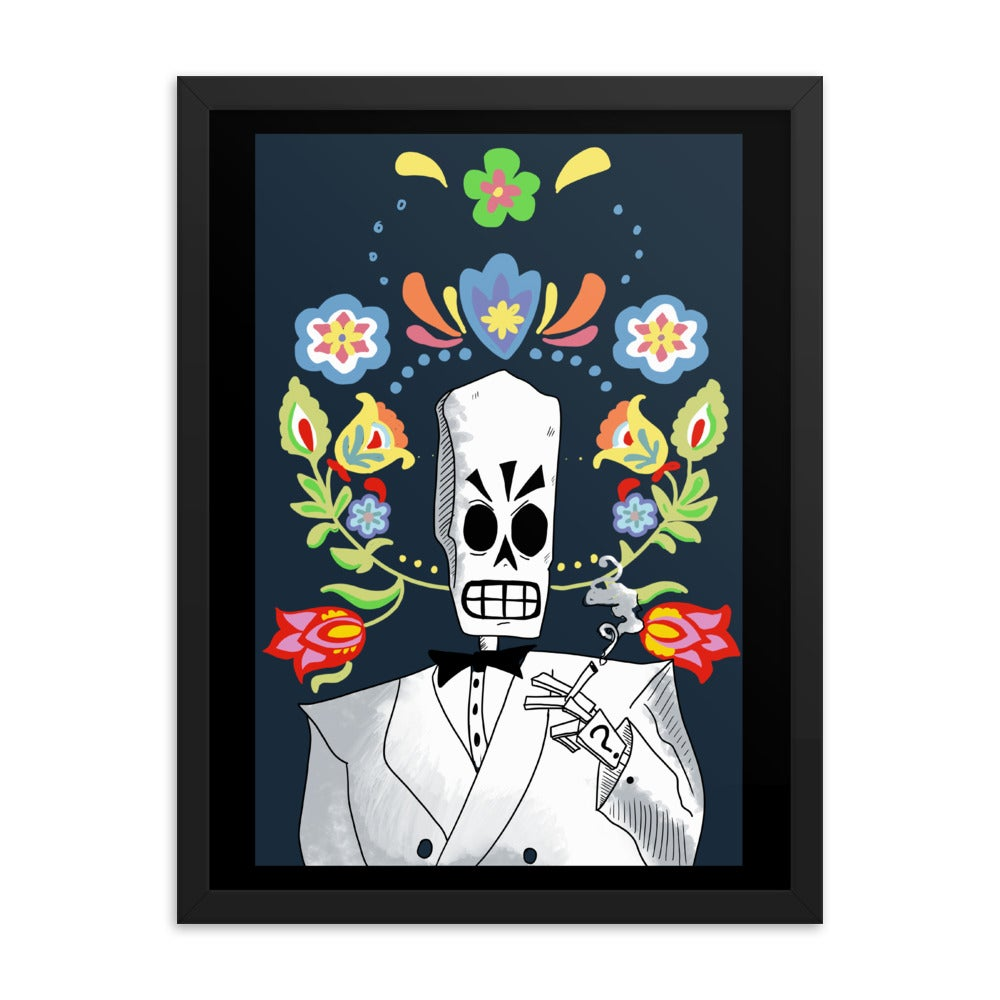 Image of Grim Print
