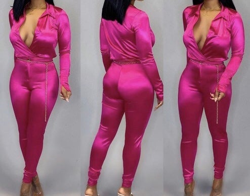 "Image of ""Satin Sweets"" 2 Pc Set"