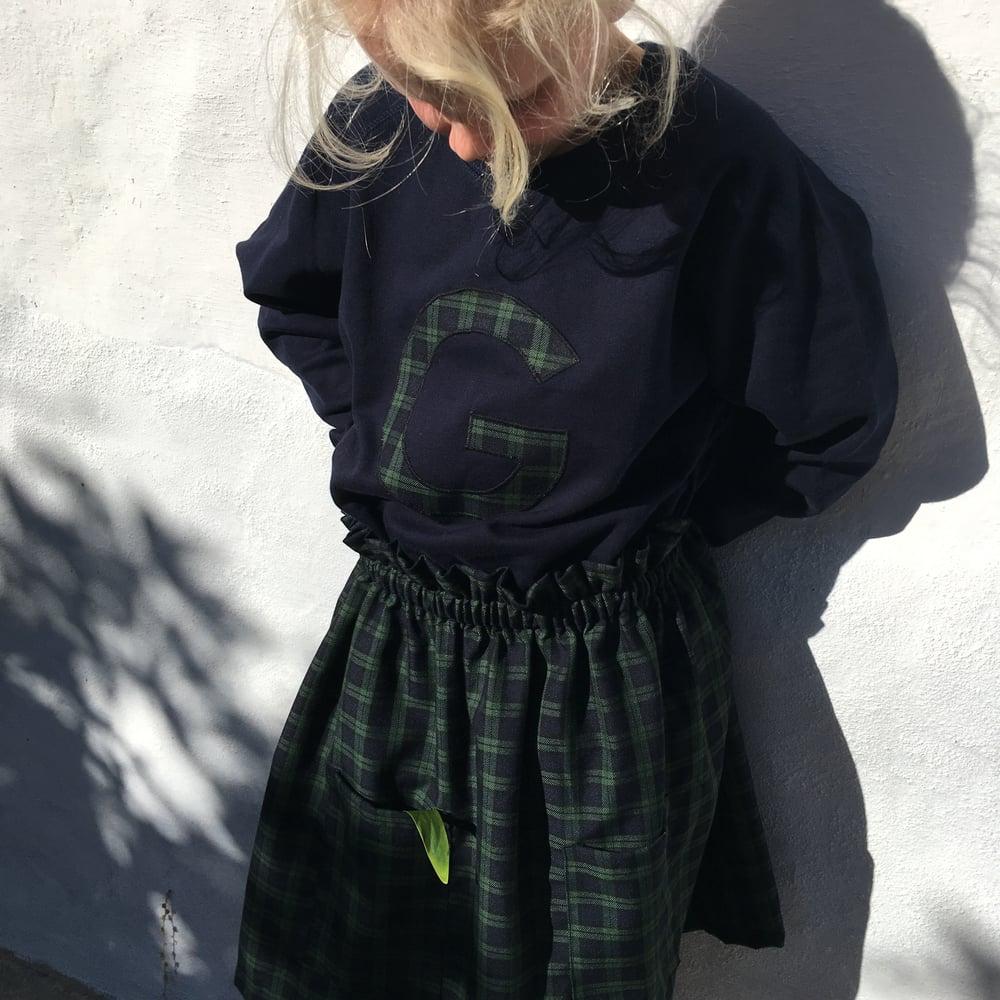 Image of Market Skirt-black watch