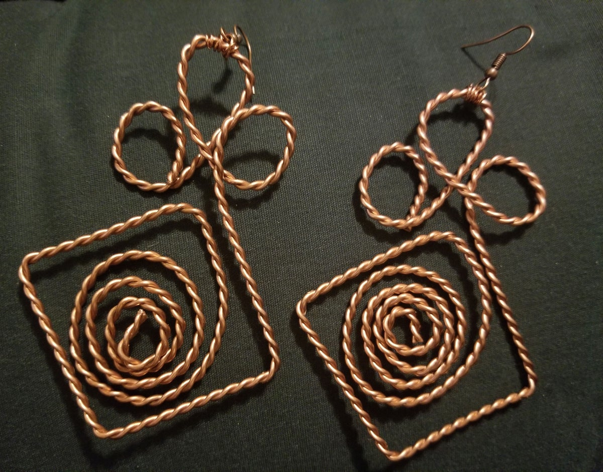 Energy Activation Earrings & Pendants