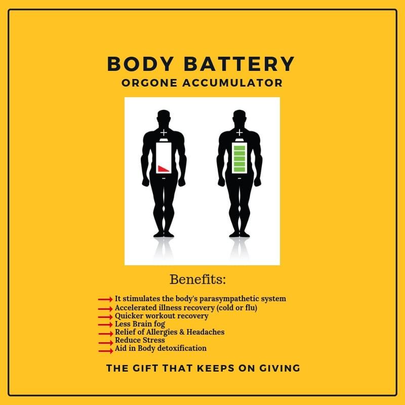 Image of Orgone Body Battery