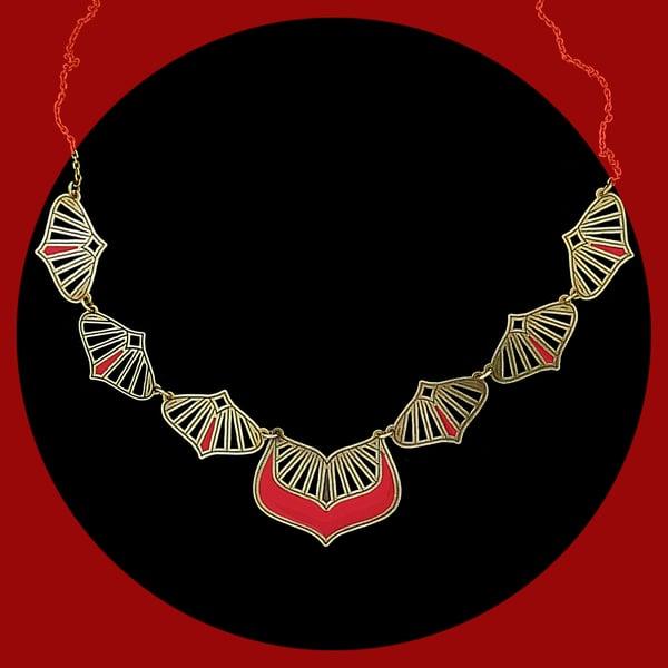 Image of BABAYAGA grand collier