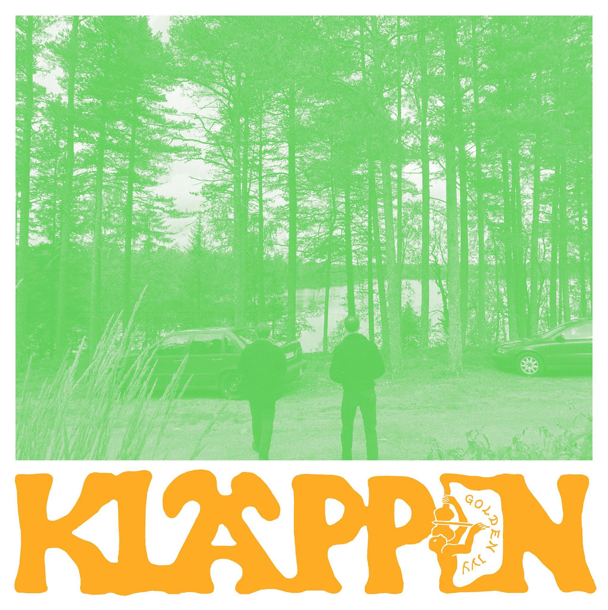 "Image of LP - Golden Ivy - ""Kläppen"""