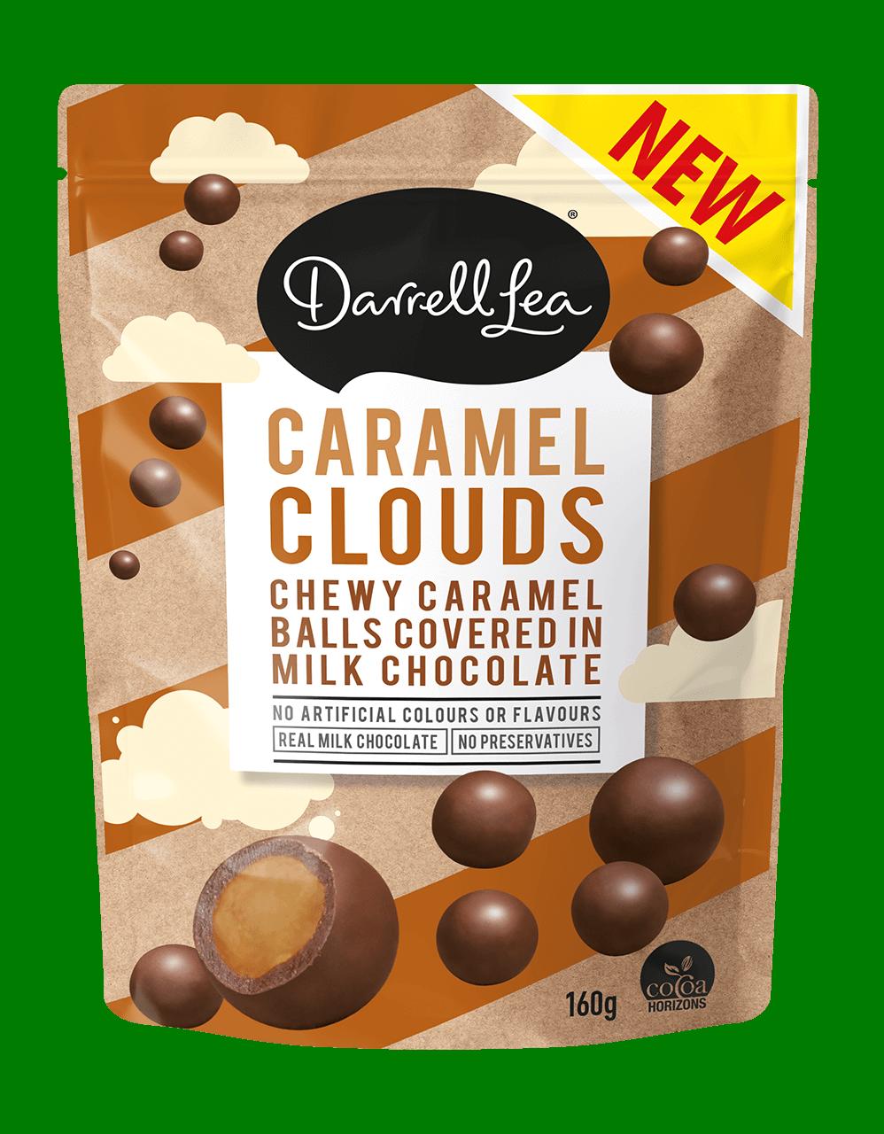 Image of Caramel Clouds 160G