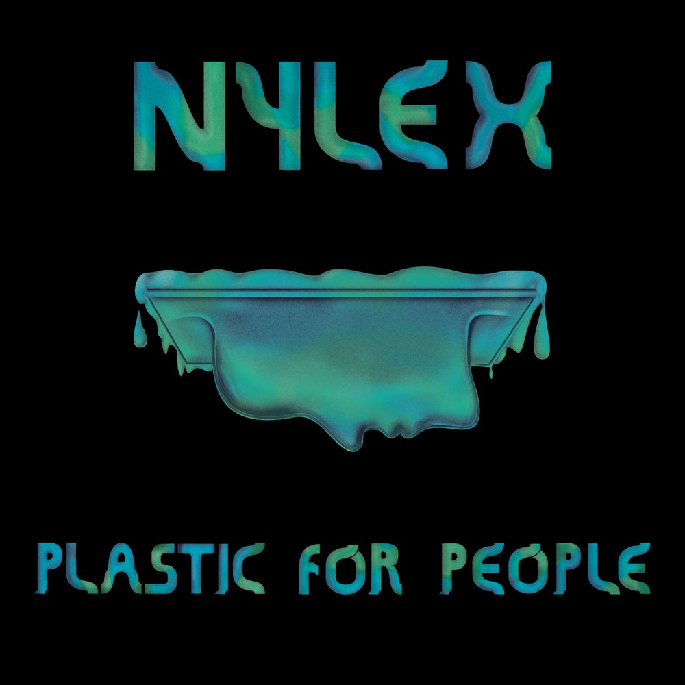 Image of NYLEX - 'Plastic for People' LP