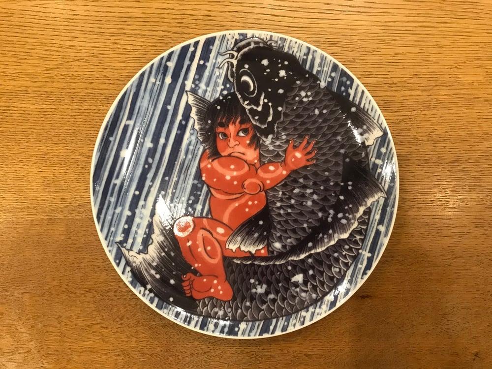 Image of KINTARO KOI PLATES