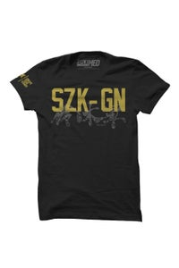 Image of SPLX x Suzuki-Gun Collaboration T-Shirt