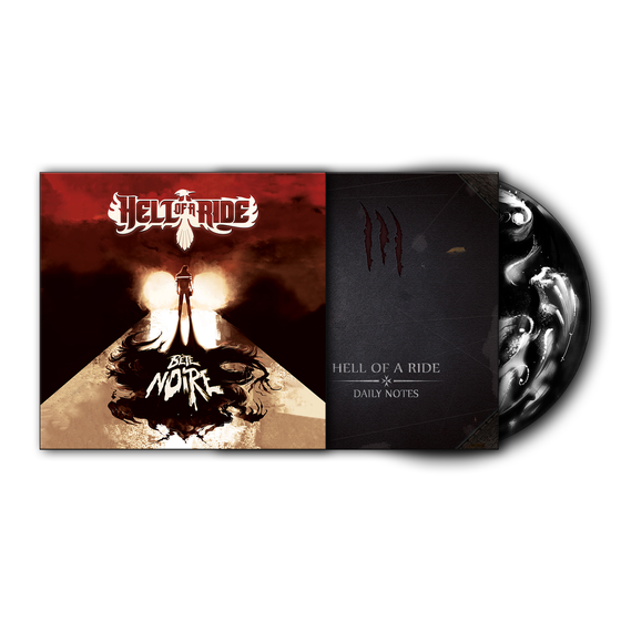 "Image of Debut Album ""Bête Noire"" (Premium Digipack CD)"