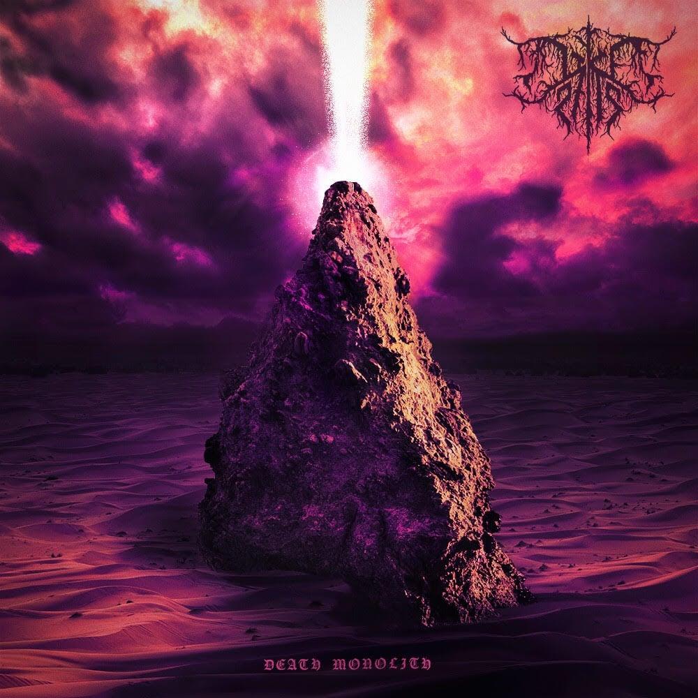 Image of Like Rats - Death Monolith LP