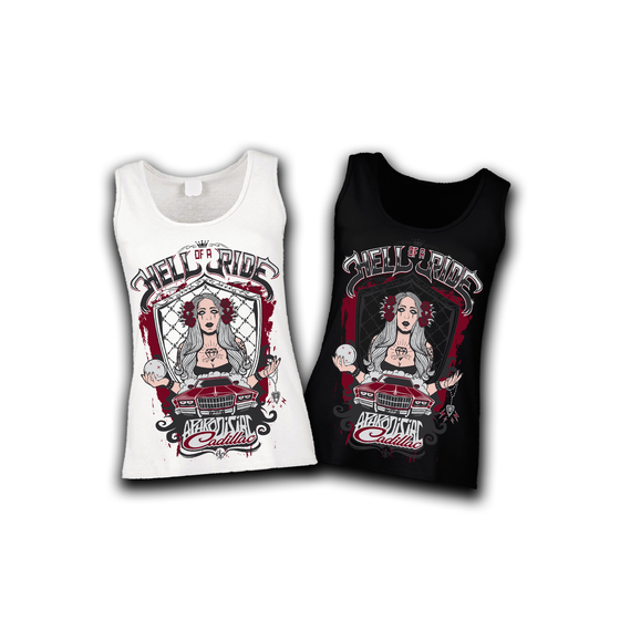 "Image of Tank ""Aphrodisiac Cadillac"" - For Men & Women"