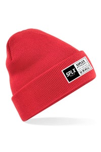 Image of SPLX Fired Red Beanie