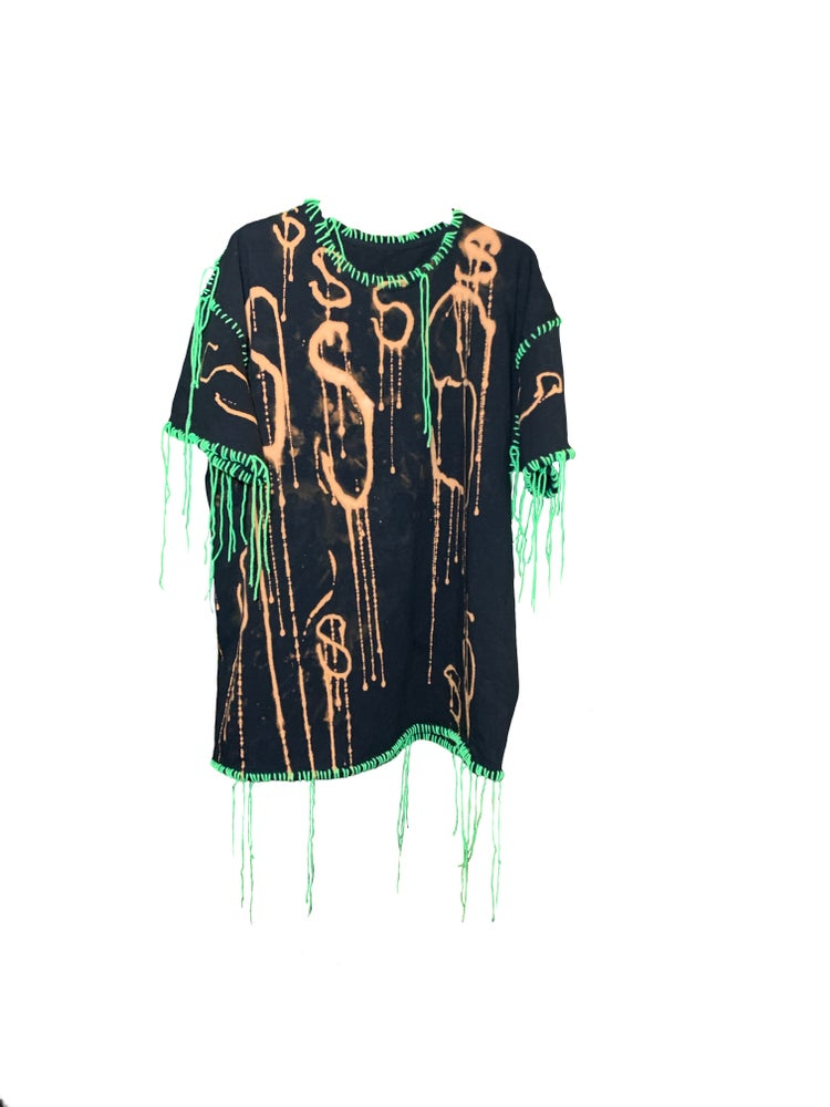 Image of MONEY GREEN TEE