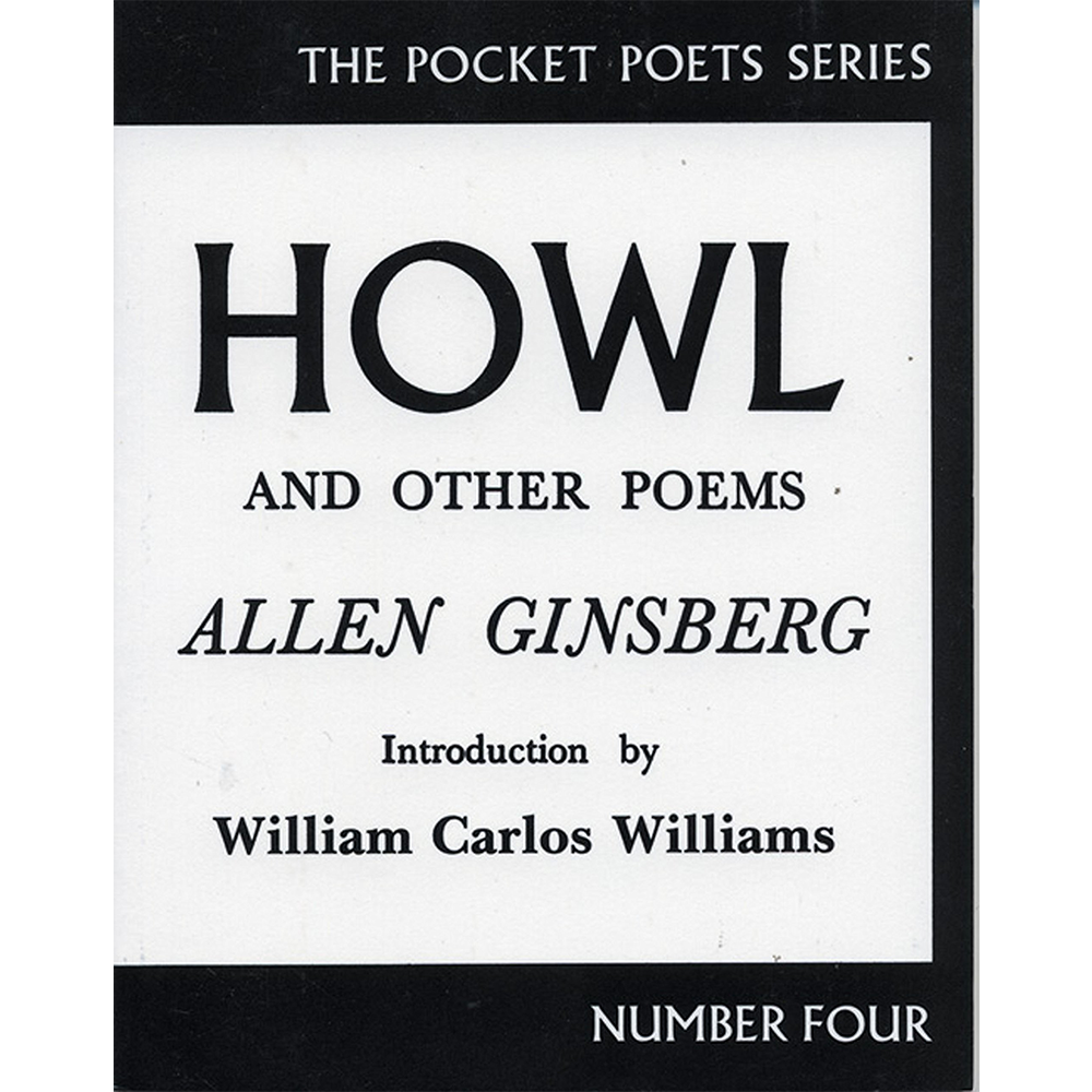 Image of Allen Ginsberg - Howl and Other Poems