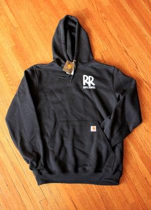 Image of PRE-ORDER: Carhartt Hooded Pull Over - RR Buildings Sweatshirt