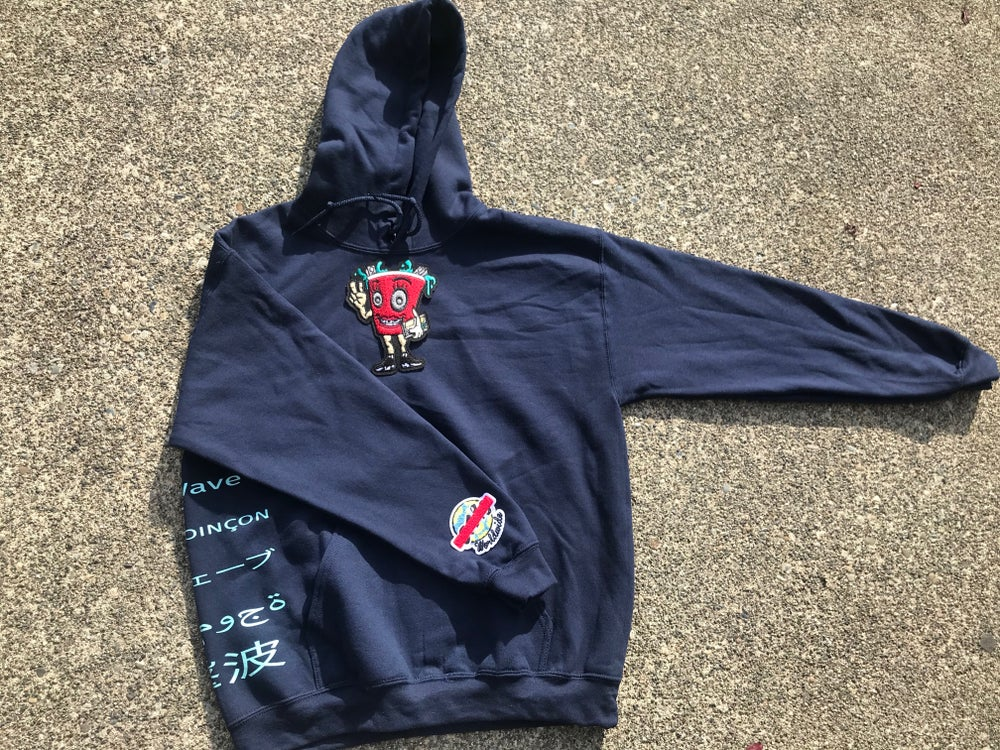 Image of QTRS❌PunchWave(2.5) Hoodies