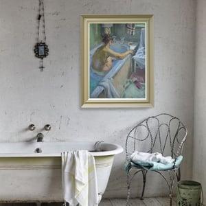 Image of 'Bathing Nude,'  Philippa Maynard Romer (1929-2010)