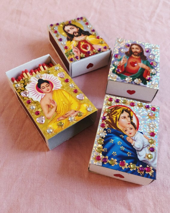 Image of Matchboxes