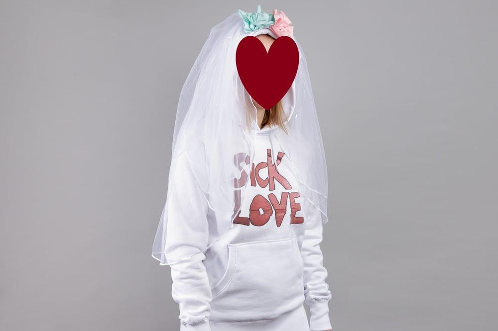 Athena Papadopoulos, <i>Sick Love Sweater</i>, 2019