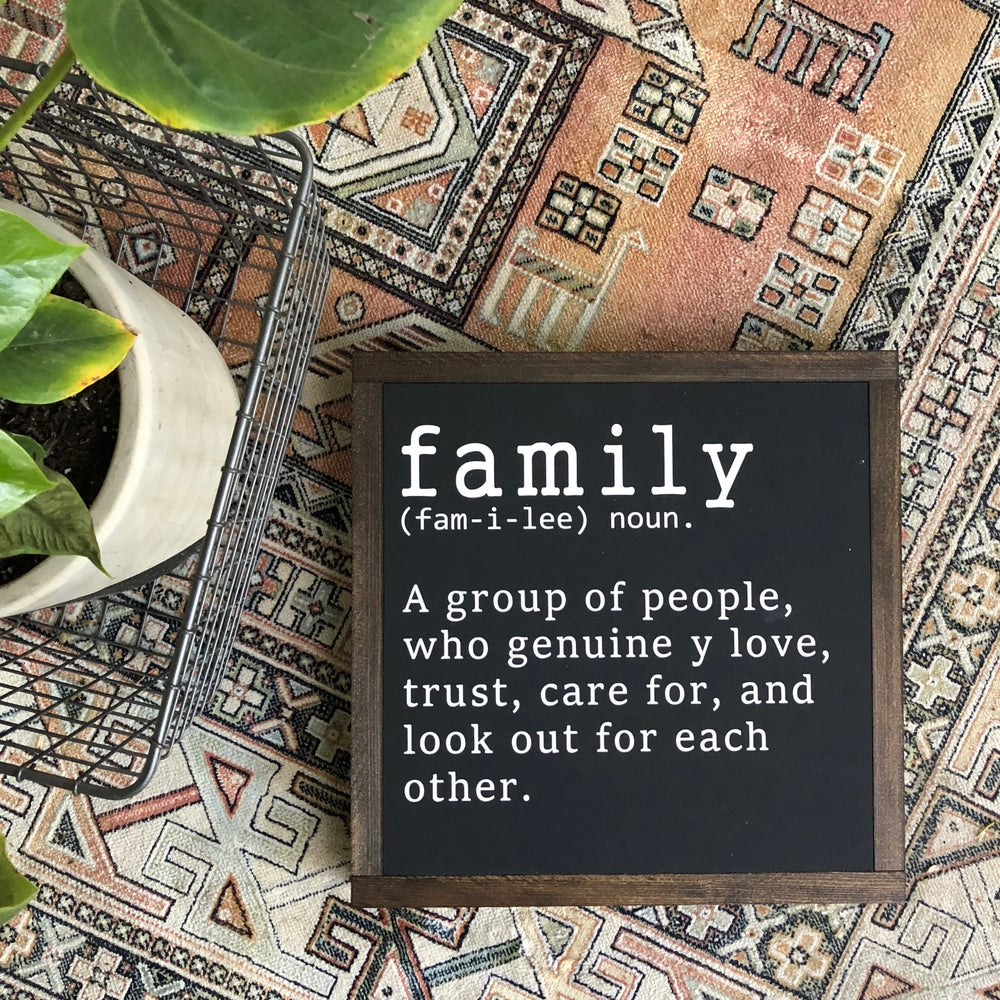 Image of Family (noun)
