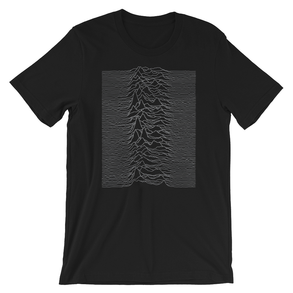 Image of The First Pulsar T Shirt