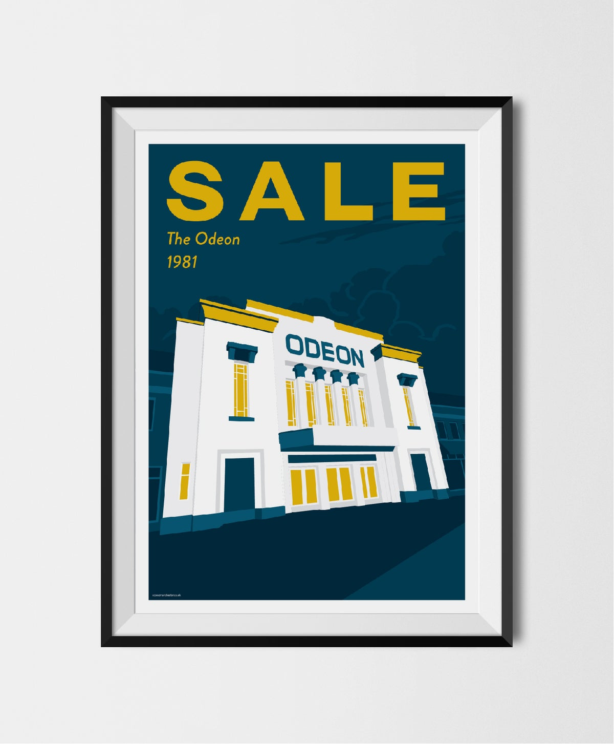 Image of SALE - The Odeon Cinema