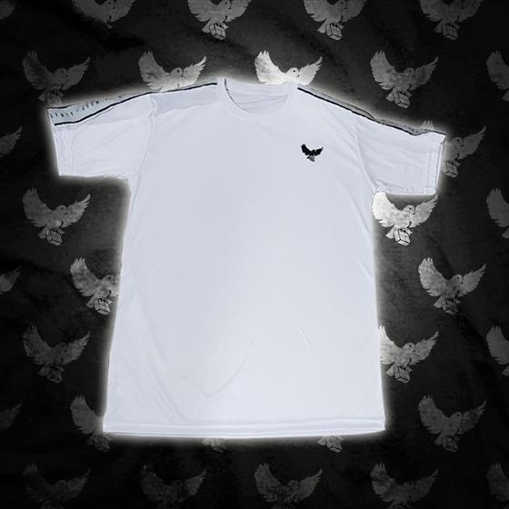 Image of White/Black Worn By Few T-Shirt
